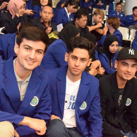 UM ISS (UM International Student Scholarship)