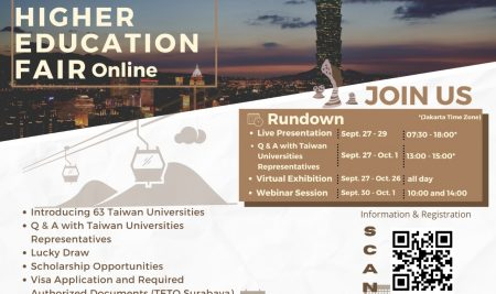 <trp-post-container data-trp-post-id='11256'>Taiwan Higher Education Fair (THEF) Online 2021</trp-post-container>