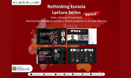 REALS Day 3: The Political and Economic Sphere of Indonesia during the Pandemic